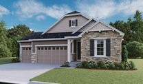 The Gallery at Reunion by Richmond American Homes in Denver Colorado