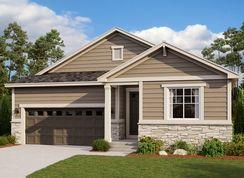 Arlington - Harmony: Aurora, Colorado - Richmond American Homes