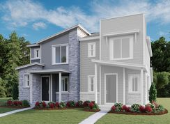 Boston - Urban Collection at Eastpoint: Commerce City, Colorado - Richmond American Homes