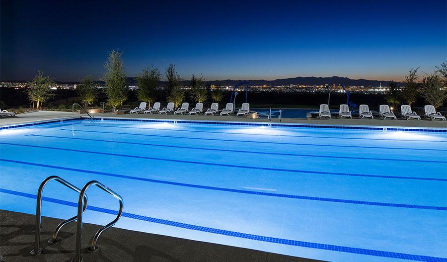 'Verismo at Cadence' by Richmond American Homes - Nevada in Las Vegas