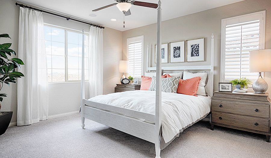 Bedroom featured in the Dogwood By Richmond American Homes in Las Vegas, NV