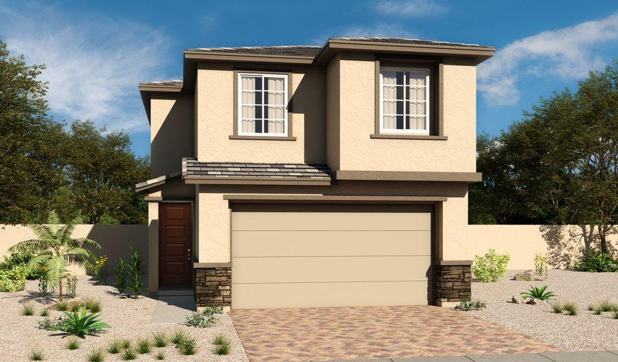 'Skye Knoll' by Richmond American Homes - Nevada in Las Vegas
