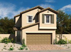 Elbert - Summit Knoll: North Las Vegas, Nevada - Richmond American Homes