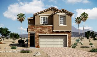 Evan - Summit Knoll: North Las Vegas, Nevada - Richmond American Homes