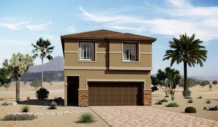 Everette - Summit Knoll: North Las Vegas, Nevada - Richmond American Homes