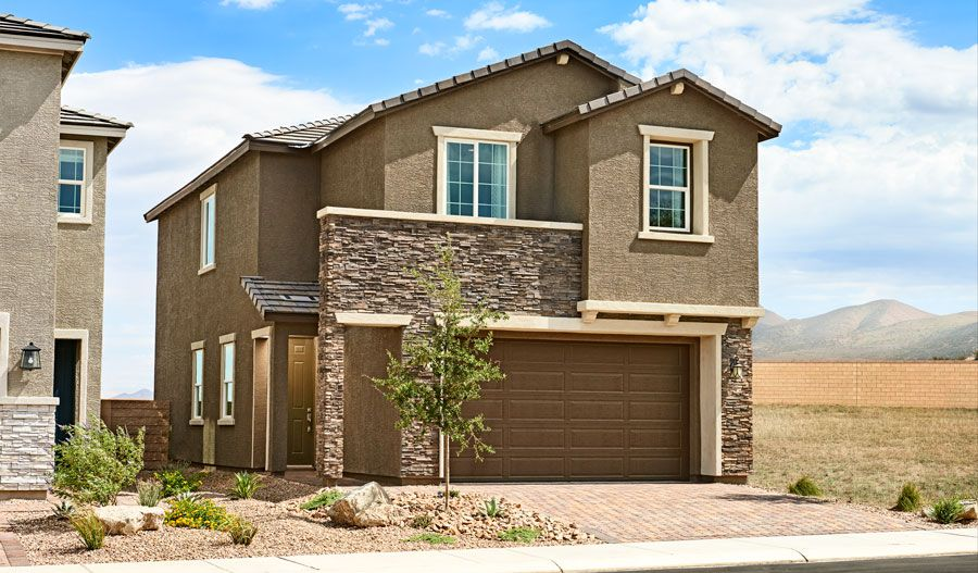'Cortland at Sedona Ranch' by Richmond American Homes - Nevada in Las Vegas