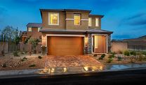 Rockdale at Mountain's Edge by Richmond American Homes in Las Vegas Nevada
