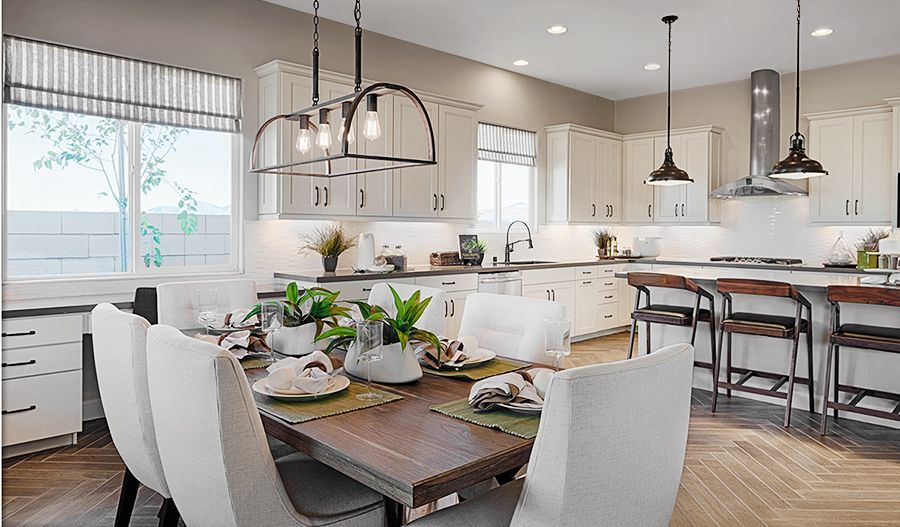 Kitchen featured in the Paige By Richmond American Homes in Sacramento, CA