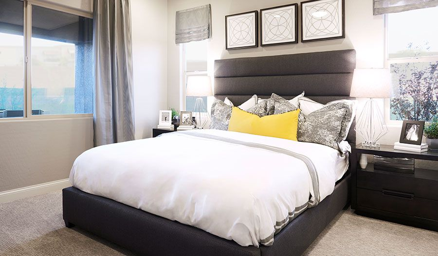 Bedroom featured in the Anika By Richmond American Homes in Las Vegas, NV
