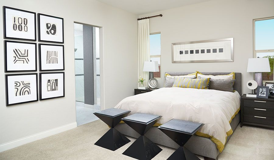 Bedroom featured in the Paige By Richmond American Homes in Sacramento, CA