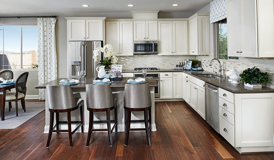 Kitchen featured in the Birch By Richmond American Homes in Las Vegas, NV