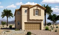 Seasons at Pewter Valley by Richmond American Homes in Las Vegas Nevada