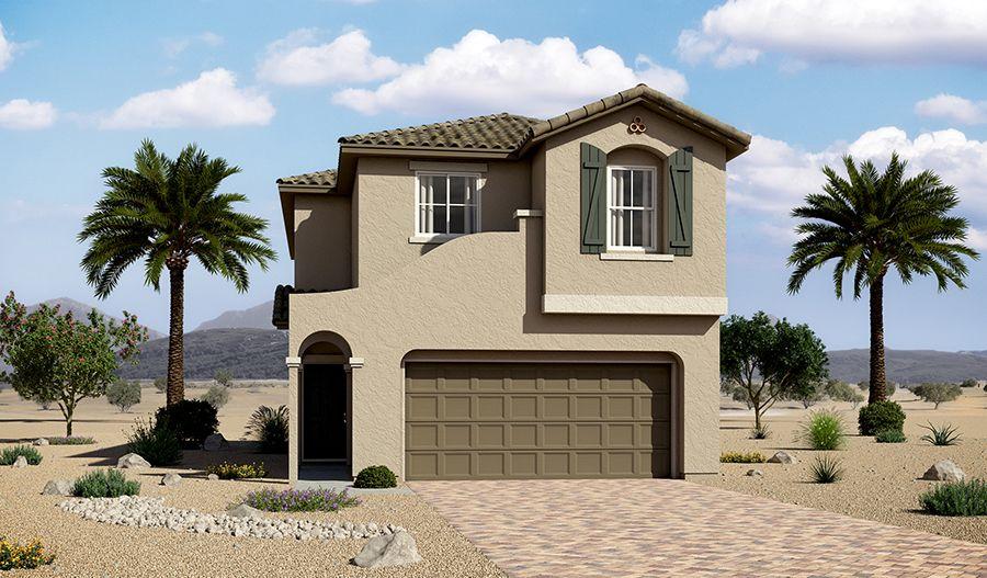 'Seasons at Bristol' by Richmond American Homes - Nevada in Las Vegas