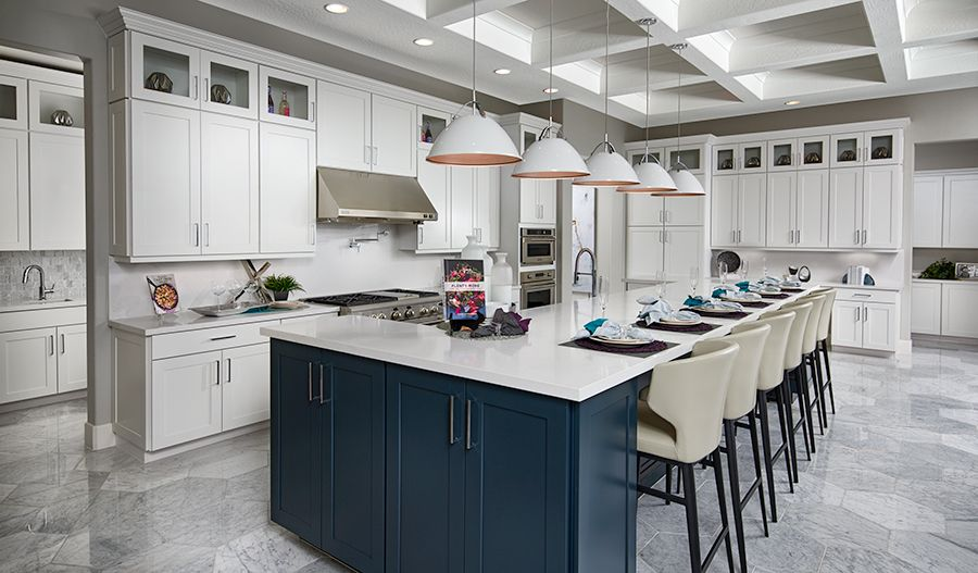 Kitchen featured in the Robert By Richmond American Homes in Las Vegas, NV
