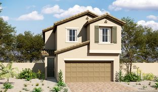 Juniper - Cortland at Sedona Ranch: North Las Vegas, Nevada - Richmond American Homes