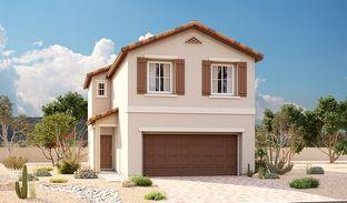 Alder - Cortland at Sedona Ranch: North Las Vegas, Nevada - Richmond American Homes
