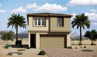 Lantana - Cortland at Sedona Ranch: North Las Vegas, Nevada - Richmond American Homes