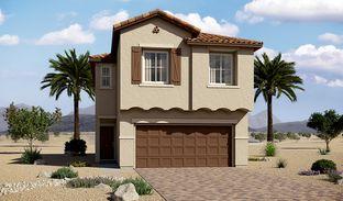 Boxwood - Cortland at Sedona Ranch: North Las Vegas, Nevada - Richmond American Homes