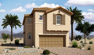 Hibiscus - Cortland at Sedona Ranch: North Las Vegas, Nevada - Richmond American Homes