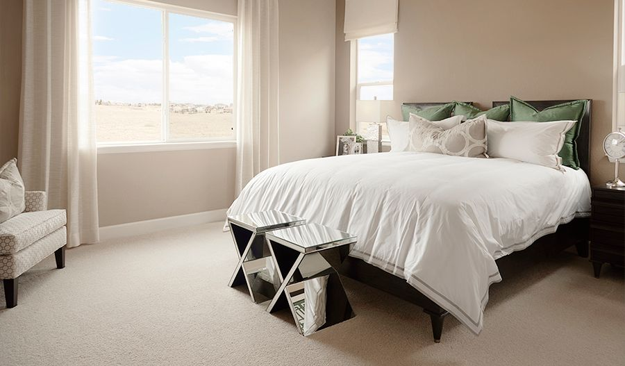 Bedroom featured in the Decker By Richmond American Homes in Riverside-San Bernardino, CA