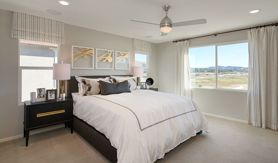 Bedroom featured in the Moonstone By Richmond American Homes in Phoenix-Mesa, AZ
