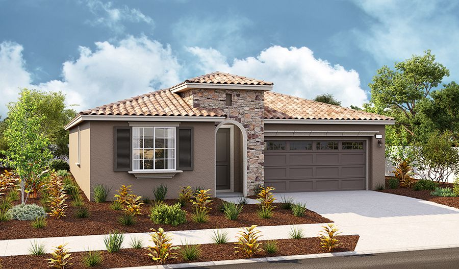 'Vaquero at Audie Murphy Ranch' by Richmond American Homes - Riverside - So Cal in Riverside-San Bernardino