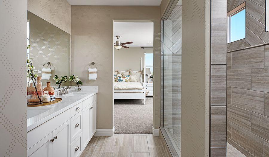 Bathroom featured in the Hemingway By Richmond American Homes in Riverside-San Bernardino, CA