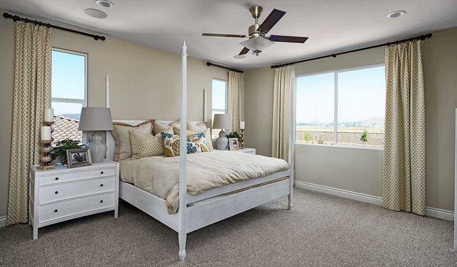 Bedroom featured in the Hemingway By Richmond American Homes in Riverside-San Bernardino, CA