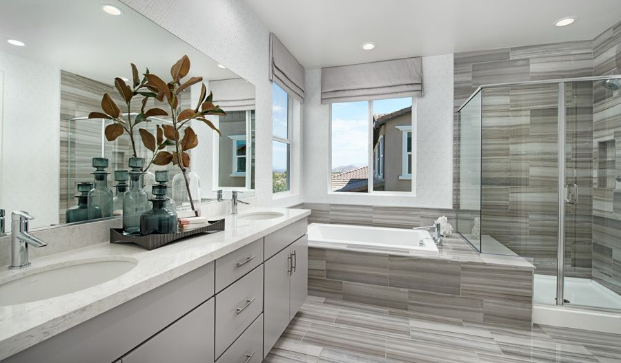 Bathroom featured in the Teagan By Richmond American Homes in Riverside-San Bernardino, CA