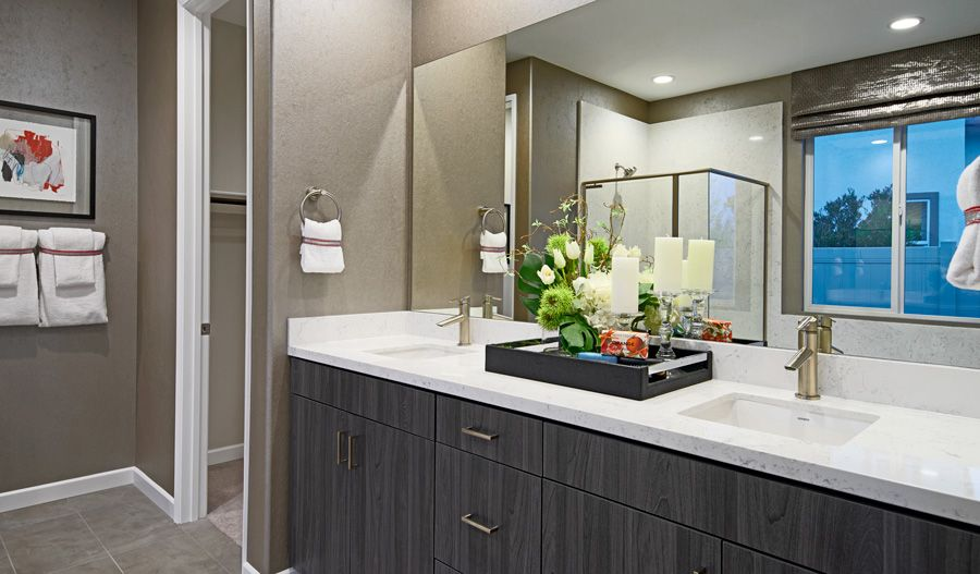 Bathroom featured in the Timothy By Richmond American Homes in Riverside-San Bernardino, CA
