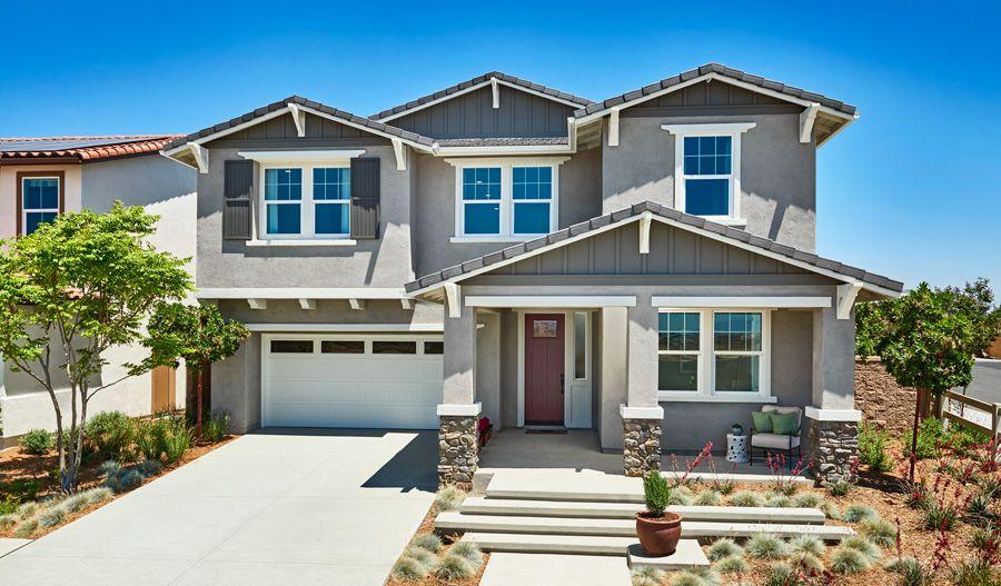 'Palmetto at Spencer's Crossing' by Richmond American Homes - Riverside - So Cal in Riverside-San Bernardino