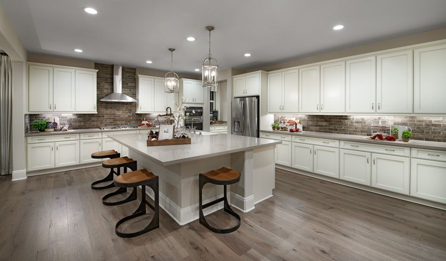 Kitchen featured in the Daley By Richmond American Homes in Riverside-San Bernardino, CA