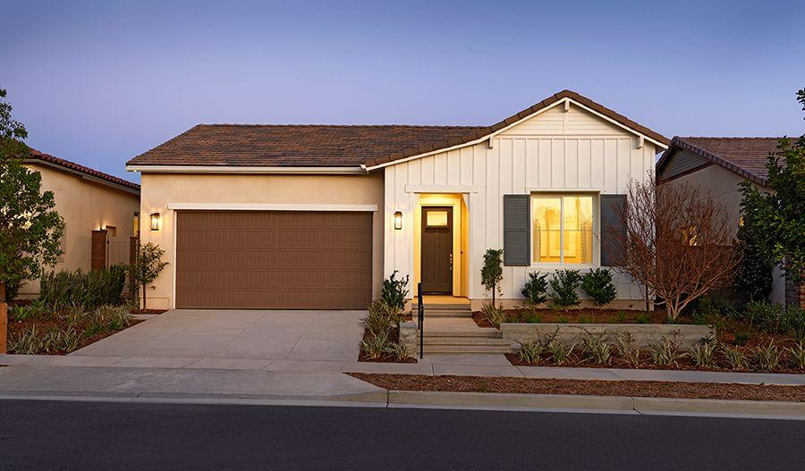 Exterior featured in the Alan II By Richmond American Homes in Riverside-San Bernardino, CA