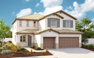 Revere at Independence by Richmond American Homes in Sacramento California