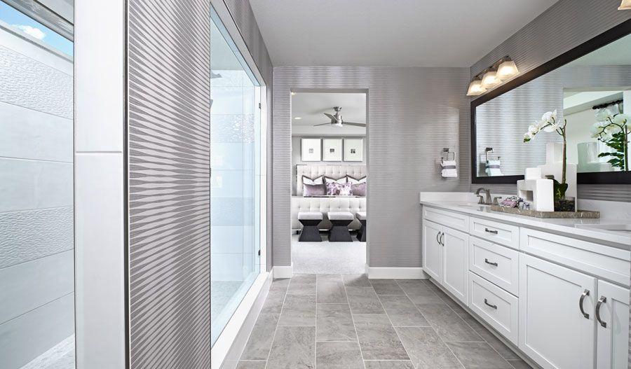 Bathroom featured in the Yorktown By Richmond American Homes in Phoenix-Mesa, AZ