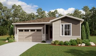 Amethyst - Seasons at Oak Neighborhood at Copperleaf: Aurora, Colorado - Richmond American Homes