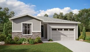Alexandrite - Seasons at Oak Neighborhood at Copperleaf: Aurora, Colorado - Richmond American Homes