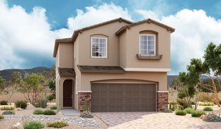 Juniper - Amberock at Lake Las Vegas: Henderson, Nevada - Richmond American Homes