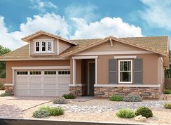 Arlington - Enclave at Pinelake: Chandler, Arizona - Richmond American Homes