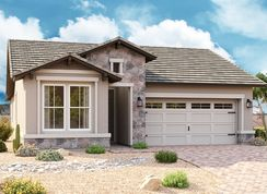 Sapphire - Pinnacle at Northpointe at Vistancia: Peoria, Arizona - Richmond American Homes