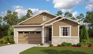 Arlington - The Aurora Highlands: Aurora, Colorado - Richmond American Homes