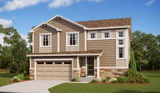 Bedford - The Aurora Highlands: Aurora, Colorado - Richmond American Homes