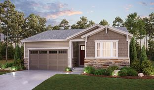 Amethyst - The Aurora Highlands: Aurora, Colorado - Richmond American Homes