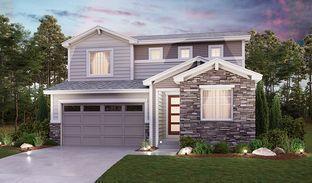 Citrine - The Aurora Highlands: Aurora, Colorado - Richmond American Homes