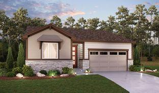 Alexandrite - The Aurora Highlands: Aurora, Colorado - Richmond American Homes