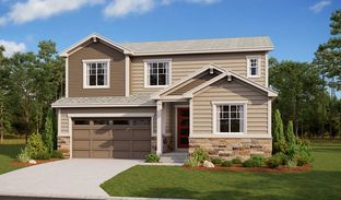 Hopewell - The Aurora Highlands: Aurora, Colorado - Richmond American Homes