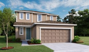 Hawthorn - Seasons at Forest Gate: Haines City, Florida - Richmond American Homes