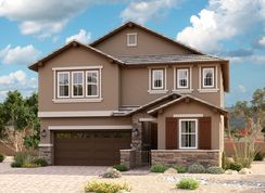Moonstone - Seasons at Desert Garden: Glendale, Arizona - Richmond American Homes