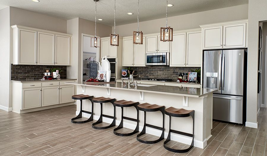 Kitchen featured in the Powell By Richmond American Homes in Denver, CO