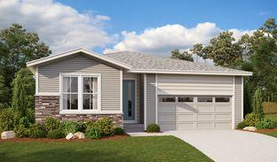 Agate - Seasons at Oak Neighborhood at Copperleaf: Aurora, Colorado - Richmond American Homes